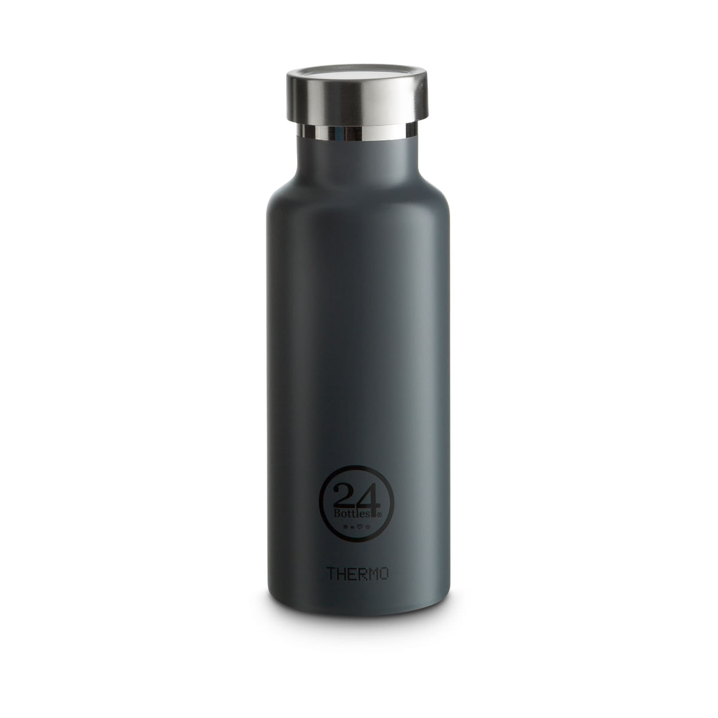 Image of Thermoflasche 0.5 lt. grau CLIMA