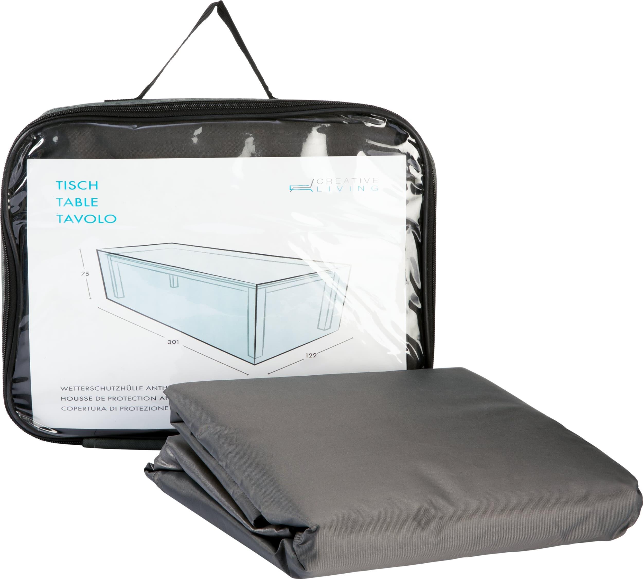 Schutzhüllen Tisch bis 300cm PROTEGE, Micasa