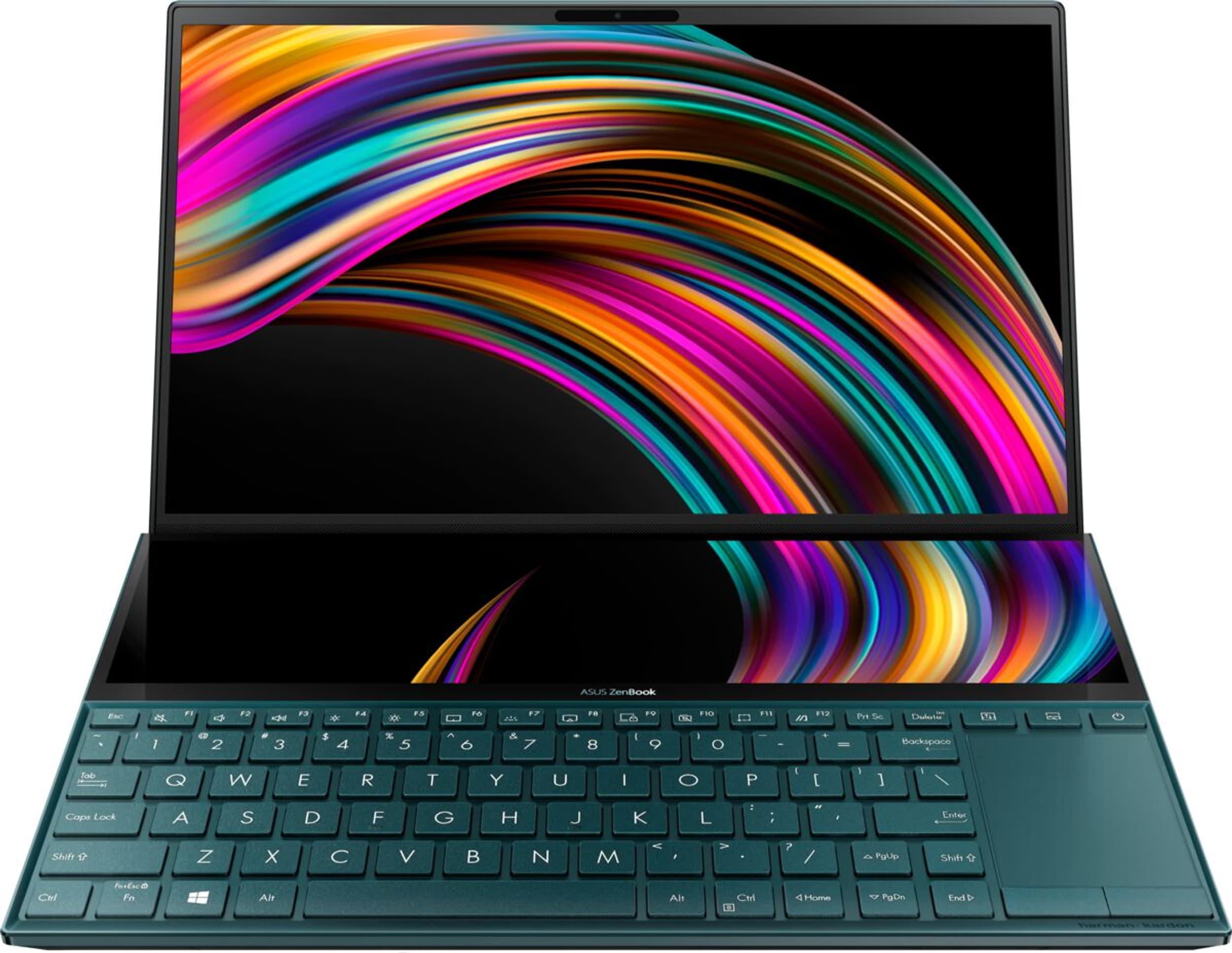 Asus ZenBook Duo UX481FL-HJ103T