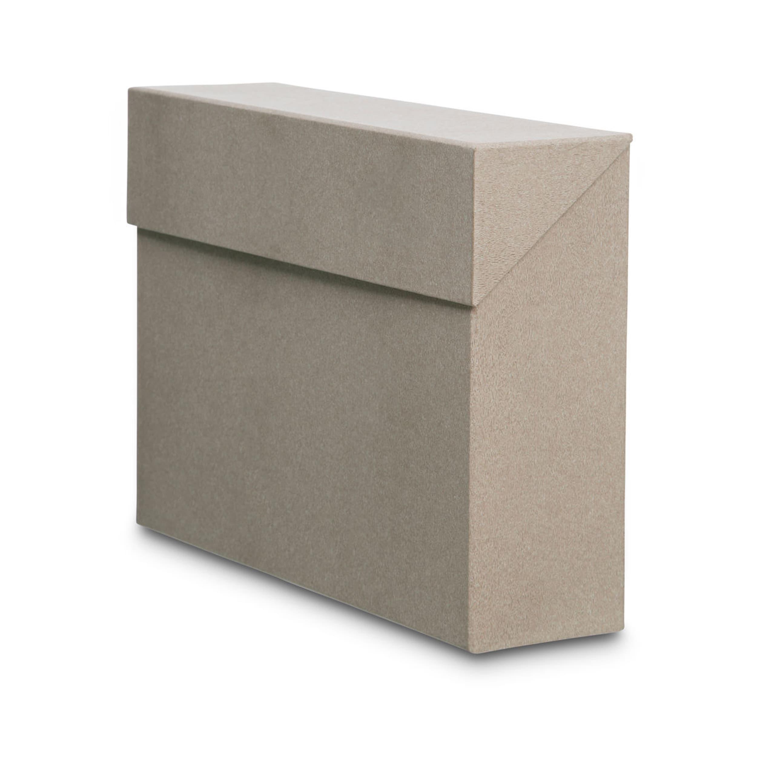 Image of Box mit Register BIGSO WOOD
