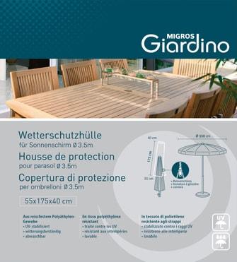 schutzh lle f r sonnenschirm kaufen bei do it garden. Black Bedroom Furniture Sets. Home Design Ideas
