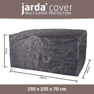 abdeckh lle gruppe quadratisch 235x235x70 kaufen bei do it garden. Black Bedroom Furniture Sets. Home Design Ideas