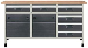 Tavolo Da Lavoro Wolfcraft : Wolfcraft banco per macchine master cut accessori