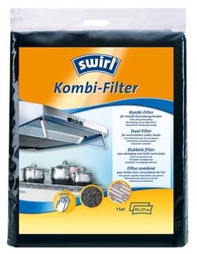 kombi filter dunstabzugshaube swirl ersatzteile zubeh r. Black Bedroom Furniture Sets. Home Design Ideas