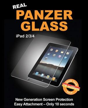 panzerglass tablet schutzfolie ipad 2 3 schutzfolie. Black Bedroom Furniture Sets. Home Design Ideas