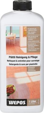 wepos produit d 39 entretien et de nettoyage pour le carrelage concentr acheter chez do it garden. Black Bedroom Furniture Sets. Home Design Ideas