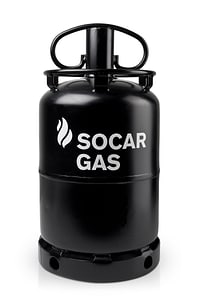 Riempimento per bombola di gas propano 10.5 kg
