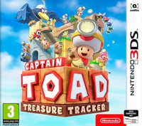 3DS - Captain Toad: Treasure Tracker (D)