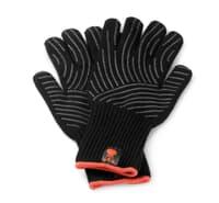 paio di guanti con superfici di presa in silicone L/XL