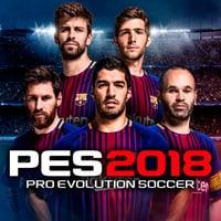 PC - Pro Evolution Soccer 2018