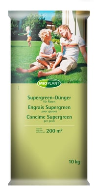 Engrais Supergreen, 10 kg