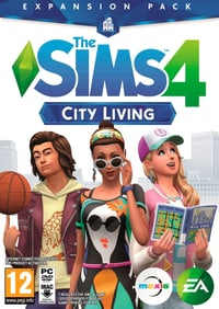 PC - The Sims 4 City Living