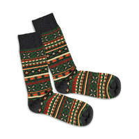 DILLY SOCKS Knitty Green