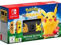 Switch Pokémon: Let's Go Pikachu!  inkl. Pokèball Plus