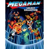 PC Mega Man Legacy Collection