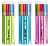 Premium-Fasermaler STABILO® Pen 68, 15 Stiften