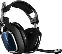Gaming A40 TR Headset schwarz/blau