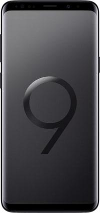 Galaxy S9+ Midnight Black