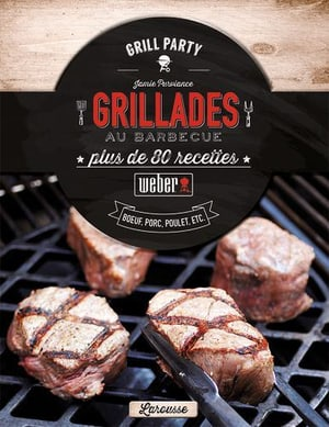 Livre Grillades au barbecue in francese