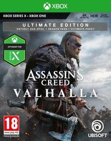Xbox - AC Valhalla Ultimate Edition Box 785300152972 Photo no. 1