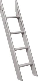 CLASSIC Schrägleiter Mittelhochbett Flexa 404989600000 Grösse B: 44.0 cm x T: 57.0 cm x H: 142.0 cm Farbe Grau Bild Nr. 1