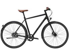 247 bicicletta da citta Diamant 490179405520 Dimensioni del telaio 55 Colore nero N. figura 1