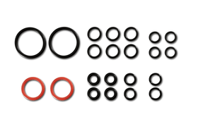 Ersatz-O-Ring Set Ersatzteile Dampfreiniger Kärcher 616872800000 Bild Nr. 1