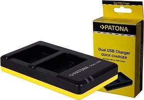 Dual USB NP-BX1 Ladegerät 785300144499 Bild Nr. 1