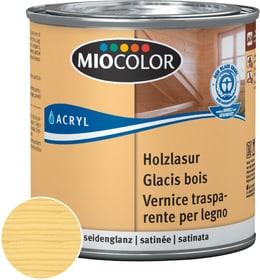 Acryl Glacis bois Incolore 375 ml Miocolor 676775100000 Couleur Incolore Contenu 375.0 ml Photo no. 1