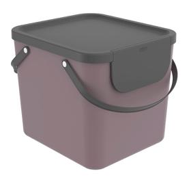 ALBULA Aufbewahrungssystem 40 l Aufbewahrungssystem Rotho 674235600000 Farbe Violett Grösse 40 l Bild Nr. 1