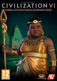 PC - Sid Meier's Civilization VI Nubia Civilization & Scenario Pack Download (ESD) 785300133867 Bild Nr. 1