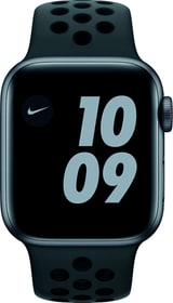 Watch Nike SE LTE 40mm Space Gray Aluminium Anthracite/Black Nike Sport Band Smartwatch Apple 785300155529 Bild Nr. 1
