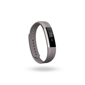 Alta Lederband Graphite L Fitbit 798118800000 Bild Nr. 1