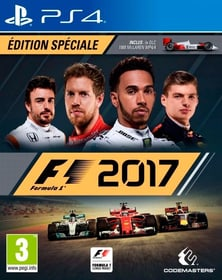 PS4 - F1 2017 Special Edition