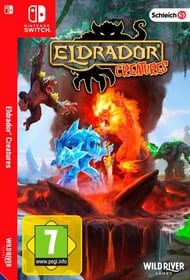 Eldrador Creatures [NSW] (D) Box 785300154457 Photo no. 1