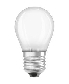 STAR CLASSIC P25 LED E27 2.5W bianco caldo Osram 421082100000 N. figura 1