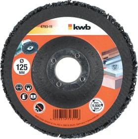 125 x 22 mm, 1 pc. Disque à décrasser kwb 610524000000 Photo no. 1