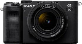 Sony Alpha 7C + 28-60mm schwarz Import Systemkamera Kit Sony 785300155849 Bild Nr. 1