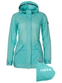 Elenor Damen-Regenjacke Rukka 498430203885 Grösse 38 Farbe mint Bild-Nr. 1