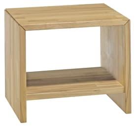 ESTO Table de chevet HASENA 403174285201 Dimensions L: 45.0 cm x P: 35.0 cm x H: 38.0 cm Couleur Hêtre naturel Photo no. 1