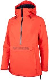 Dust on Crust Insulated Jacket Skijacke Columbia 462551000330 Grösse S Farbe rot Bild-Nr. 1