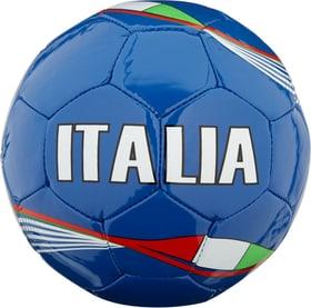 Ballon de supporter aux couleurs de l'Italie (format mini) Équipe nationale de football Extend 461960000141 Taille mini Couleur bleu claire Photo no. 1