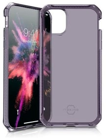 Hard Cover SPECTRUM CLEAR light purple Hülle ITSKINS 785300149410 Bild Nr. 1
