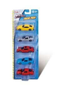 fresh metal Set veicoli 5 Pz Macchinine da collezione Maisto 744154000000 N. figura 1