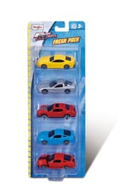 fresh metal Set veicoli 5 Pz Maisto 744154000000 N. figura 1