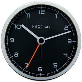 Sveglia Company Alarm Black 9 x NexTime 785300138468 N. figura 1