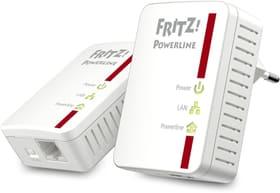 AVM FRITZ!Powerline 510E Set International Netzwerkadapter Fritz! 785300123331 Bild Nr. 1