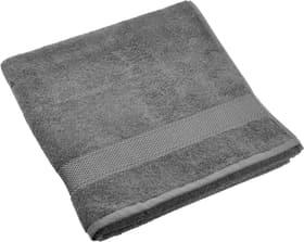 CHIC FEELING Asciugamano da bagno 450872920684 Colore Antracite Dimensioni L: 100.0 cm x A: 150.0 cm N. figura 1