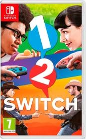 Switch - 1-2-Switch Box Nintendo 785300121679 Piattaforma Nintendo Switch Lingua Tedesco, Francese, Inglese, Italiano N. figura 1
