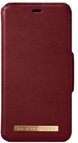 Book-Cover Fashion Wallet burgundy Coque iDeal of Sweden 785300148844 Photo no. 1